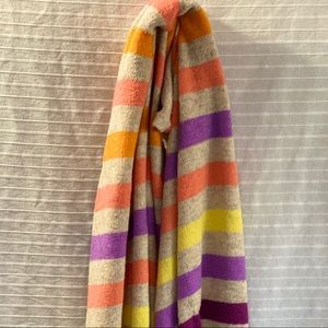 Old Navy Striped Scarf